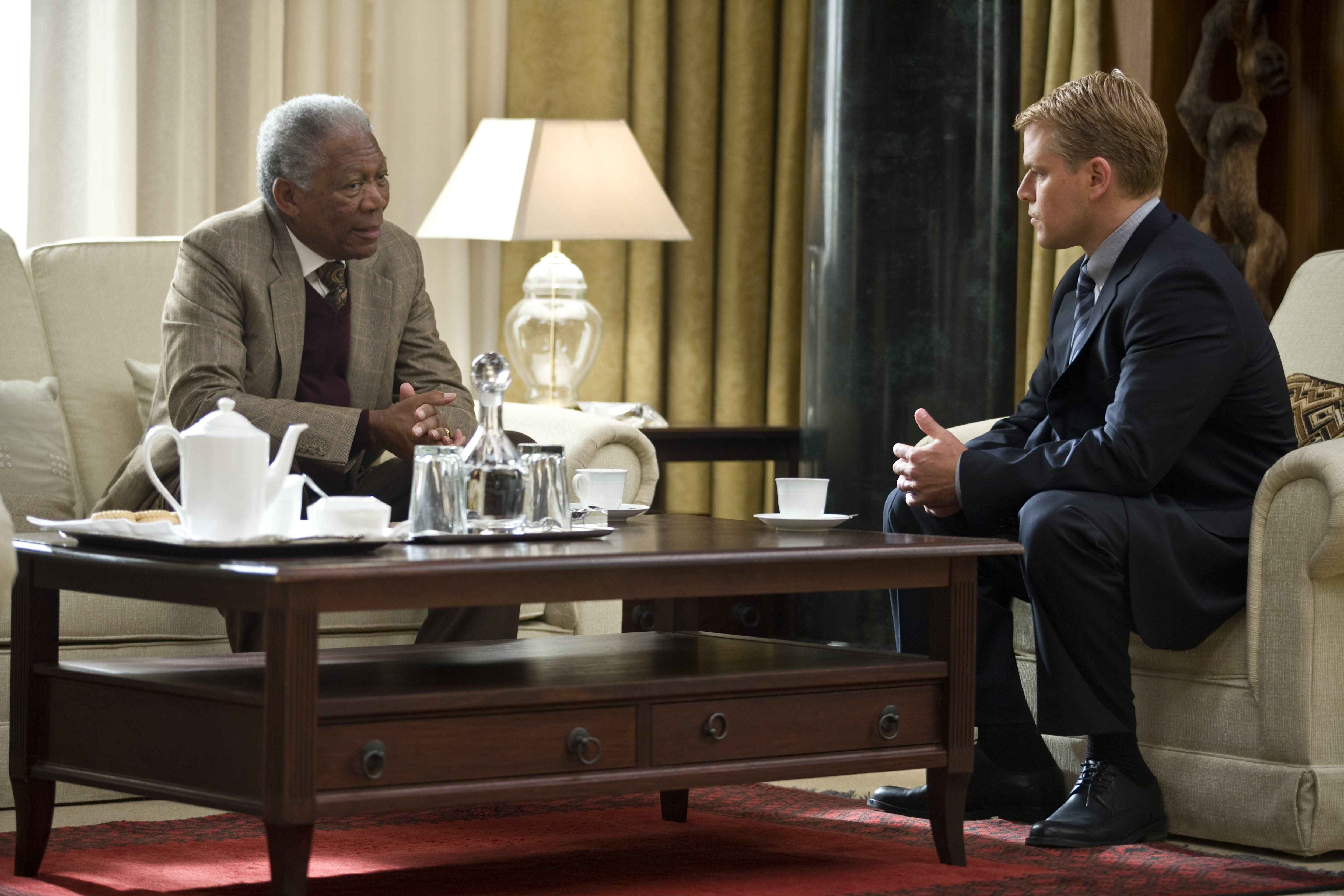 nelson mandela in the movie invictus history essay Similar documents to invictus and ransom study notes  2 pages personality study: nelson mandela speech  modern history nelson mandela rise to prominence speech completed in 2015 18/20 for personality study on nelson mandela  an essay exploring the concepts of revenge as seen in clint eastwood's film invictus and david malouf's novel.