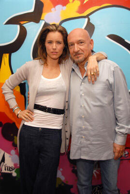 Photo of  Ben Kingsley, Téa Leoni